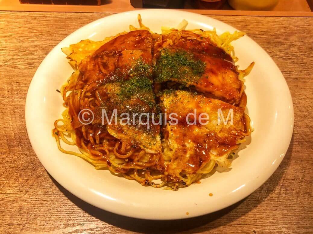 お好み焼き 広島駅 広島焼き 一番 おいしい ekie えきえ マスト コスパ コスパ大 絶対食べ Okonomiyaki Hiroshima ekie micchan おたふく お好みソース